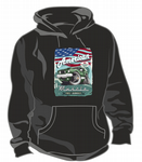 KOOLART AMERICAN MUSCLE CAR Design For Retro Ford Mustang 429 BOSS Unisex Hoodie